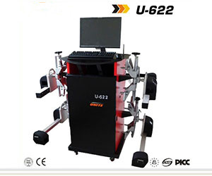 CCD Wheel alignment U-622