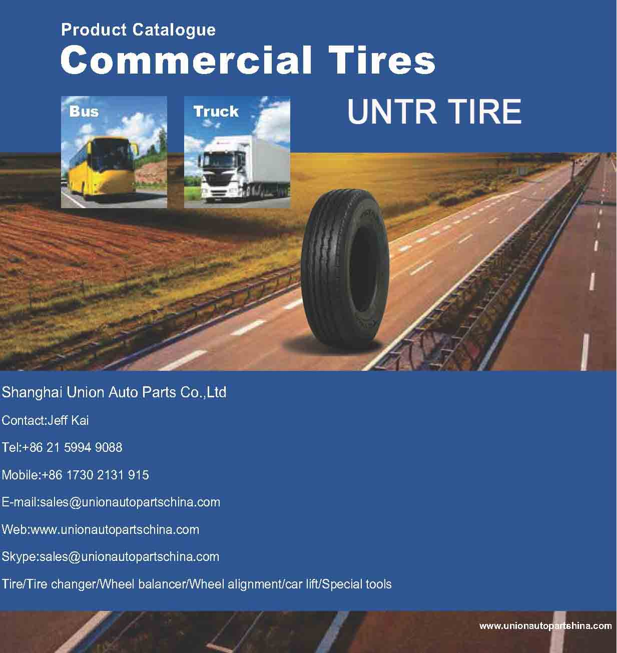 Commercial Tire Catalogue